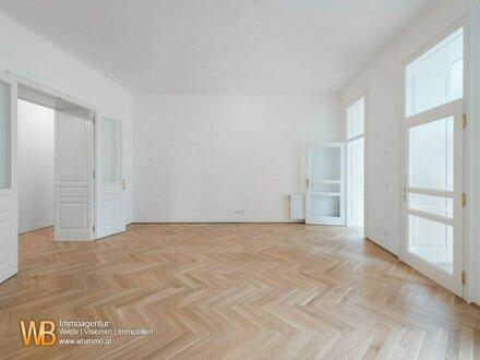 4,5-Zimmerwohnung auf der Lerchenfelderstraße