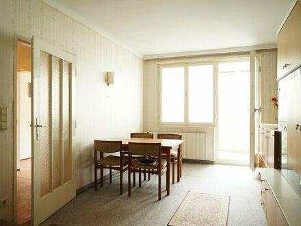Gemütliche 2 Zimmerwohnung mit Loggia