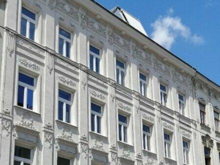 WOHNUNGSPAKET mit solider Rendite in wunderschön saniertem Zinshaus