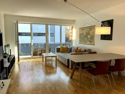 2. Zimmer-Wohnung mit großem Balkon - nahe Volksgarten - Salzburg Parsch