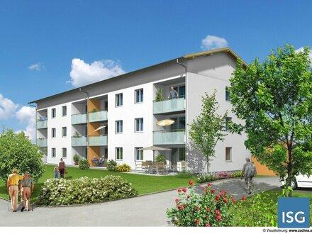 Objekt 449: 2-Zimmerwohnung im Betreubaren Wohnen in Pram, Marktstraße 25, Top 7