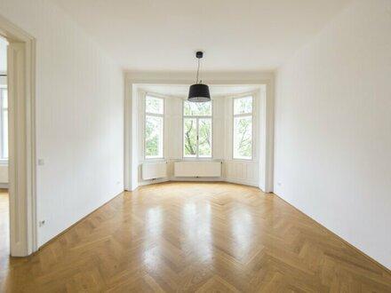 Schöne Wohnung mit 3 Zimmern - 3er WG geeignet - zu vermieten!