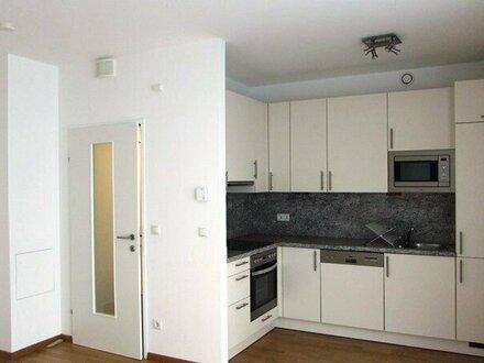 NEUWERTIGE 2-Zimmer Wohnung mit Garage