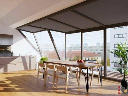 Qualität ist kein Zufall - exklusive Terrassen-Wohnungen mit traumhaften Blick und beachtlicher Raumhöhe