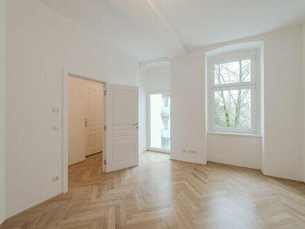 ++NEU** KERNsanierter 3-Zimmer ALTBAU-ERSTBEZUG mit Balkon, tolle Raumaufteilung!