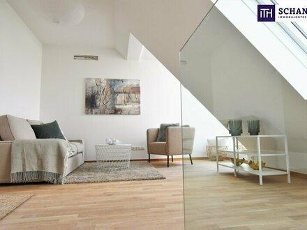 """Herrlicher Blick + TOP-Ausstattung + Traumhaftes Altbauhaus + Perfekte Infrastruktur + Riesige Terrasse! Willkommen im """"Alserhof""""!"""
