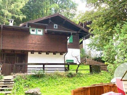 Zwei gemütliche Einfamilienhäuser in Zell am See