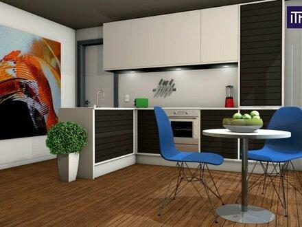 Cooles, hochmodernes Neubauprojekt im Bezirk Jakomini - nur mehr wenige Wohnungen verfügbar - provisionsfrei!