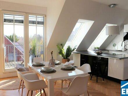 Exklusive Penthouse-Wohnung im Herzen von Neustift