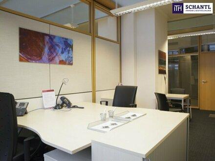 ITH: ES IST KAUM ZU GLAUBEN! IHR WUNDERVOLLES OFFICE MIT VOLLER SERVICIERUNG! TOPLAGE! PROVISIONSFREI! VON 10 m² BIS 300…
