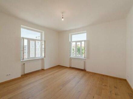 ++NEU** Sanierter 1-Zimmer ALTBAU-ERSTBEZUG mit halboffener Küche!