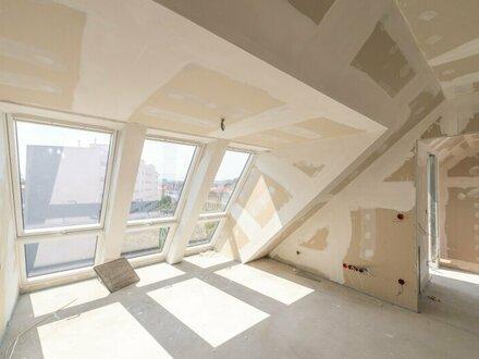 ++NEU** 4-Zimmer DG-Erstbezug, wunderschönes Haus!, große Wohnküche! Balkon+Terrasse
