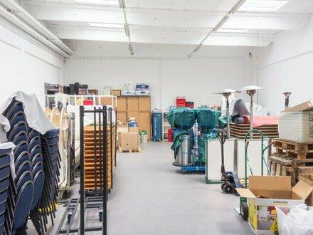209 m2 Lagerfläche und 63 m2 Bürofläche! Büro, Lager, Depot und vieles mehr..... VIELSEITIG NUTZBAR!