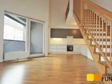 Moderne 3-Zimmerwohnung mit Loggia