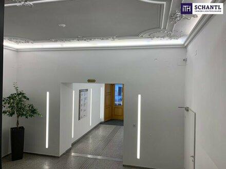 ITH TOP CHANCE! Edler Bürostandort im Zentrum Wiens + Hochfrequenzlage + Prestigeobjekt