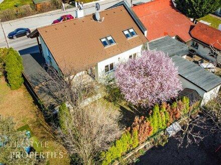 Exklusives 6-Zimmer Einfamilienhaus mit Garten bei der alten Donau