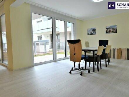 Provisionsfrei!! Moderne Terrassen/Garten-Wohnung zum Wohnen oder als Ordi!