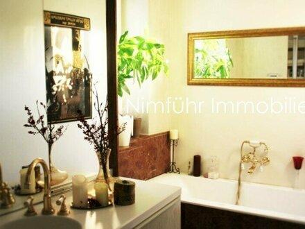Charmante, revitalisierte 1,5 Zimmer-Altbauwohnung mit moderner Ausstattung - Altmaxglan