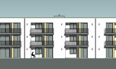 Neubauprojekt in Eberschwang, attraktive Dreizimmer-Mietwohnung Top 4