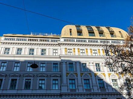 PALAIS KOLIN - EXKLUSIVES 178m² PENTHOUSE mit 124m² TERRASSEN MIT WIENBLICK - 1090 Wien