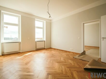 ++ BRANDNEU ++ Exklusiver 2-Zimmer ALTBAU-ERSTBEZUG mit perfekter Raumaufteilung (auch WG-geeignet) nahe dem Schloss Belvedere
