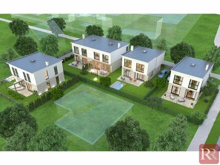 Toplage Erlaa - Moderne Einfamilien- und Doppelhäuser