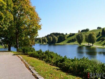 TOP- SKYLINE an der Alten Donau- Top 34 - Stadtwohnung mit Terrasse und Ausblick