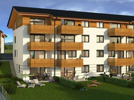 Helle 3 Zimmer Gartenwohnung mit Terrasse im Grünen