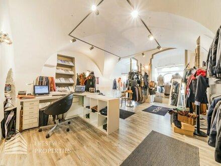 Rentable 1-Zimmer Boutique in bester Lage von Klosterneuburg