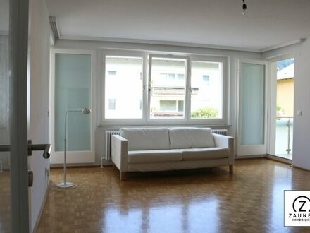 RESERVIERT Aigen - Renovierte 3-Zi.-Wohnung in ruhiger Lage