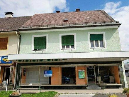 Wohn- und Geschäftshaus im Zentrum von 8530 Deutschlandsberg