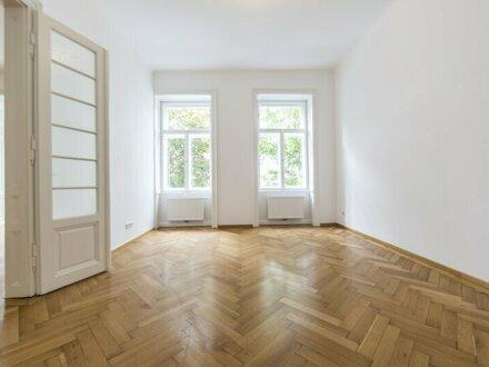Großzügige Altbauwohnung in ruhiger Lage in 1030 Wien zu vermieten! Als 3er WG geeignet!