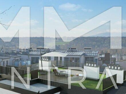 Außergewöhnlich! Traumhafte Dachgeschosswohnung mit einmaligem Schönbrunn-Blick