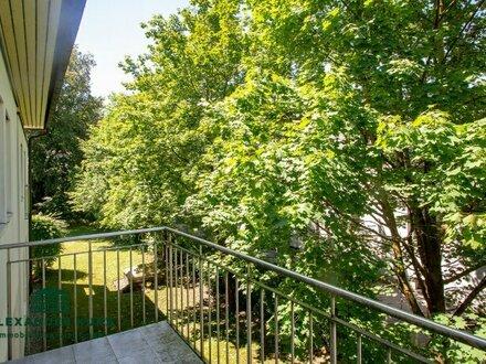 2-Zimmer-Wohnung mit schönem Balkon in Salzburg-Nonntal