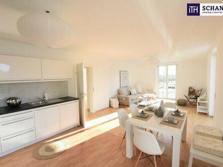 Schnell zugreifen: Lichtdurchflutete Wohnküche + Perfekte Raumaufteilung + 4-Zimmer + gemütlicher Balkon + tolle Ausstattung!