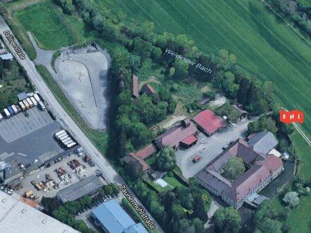 Gewerbliches Baugrundstück Linz-Umgebung Betriebsgebiet Franzosenhausweg