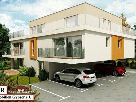 Mit dem Lift direkt in die Wohnung über den Dächern, das Penthouse!