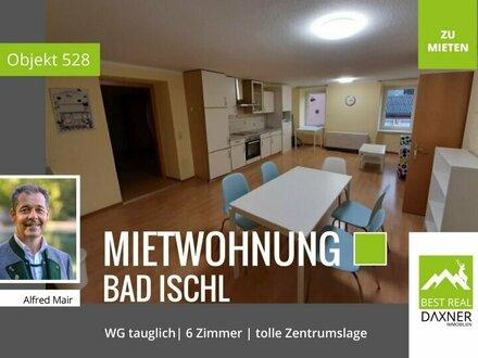 Große, geräumige 135 m²- Mietwohnung in zentraler Lage