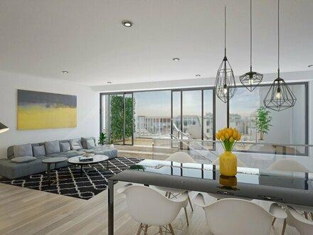 Luxus Dachgeschoss in Mariahilf
