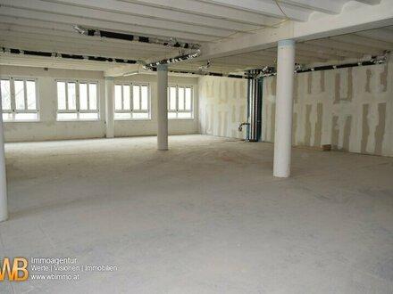 GO PENZING! GROßRAUMLOFT! 530 m² (eventuell bis zu weitere 530 m² erwerbbar)