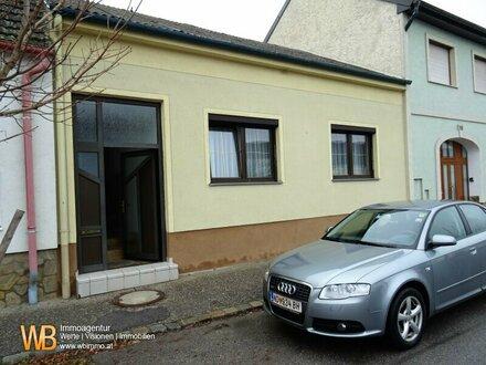 Schmuckes Einfamilienhaus in Illmitz am Neusiedlersee