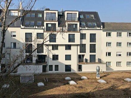 RG 20 - NEUBAU, 44m2 Dachgeschoss Garconniere! ERSTBEZUG