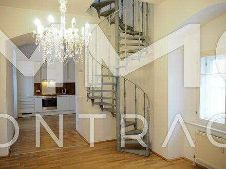** AB MITTE MAI ** Exklusive 3-Zimmer Wohnung mit neu saniertem Bad im Schloss Lichtenegg - Top 17