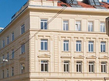 Erstbezug Dachgeschosswohnung in 1210 Wien