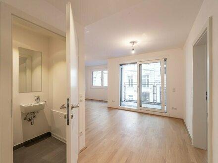 Six in the City: Premium 2-Zimmer Neubauwohnung mit Loggia, BESTLAGE, ++RUHELAGE++