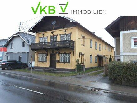 Ehemaliges Gründerzeit - Herrenhaus mit großem Platzangebot für Familie und Freizeit!