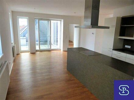 Terrassentraum: 145m² DG-Wohnung + 69m² Terrassen - 1060 Wien