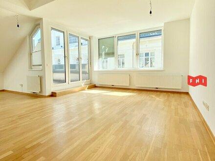 3-Zimmer DG Wohnung mit Freifläche