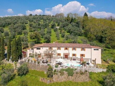 Villa Margarita - traumhaft schönes Anwesen im Herzen der Toskana
