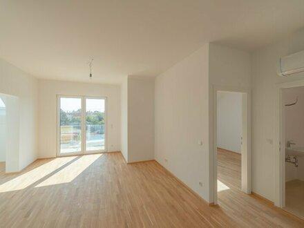 ++NEU++ Perfekt für Anleger: 2-Zimmer DG-NEUBAU-ERSTBEZUG mit Terrasse in TOP-Lage!